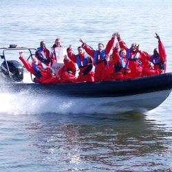 Ribboat Experience Biesbosch adventure